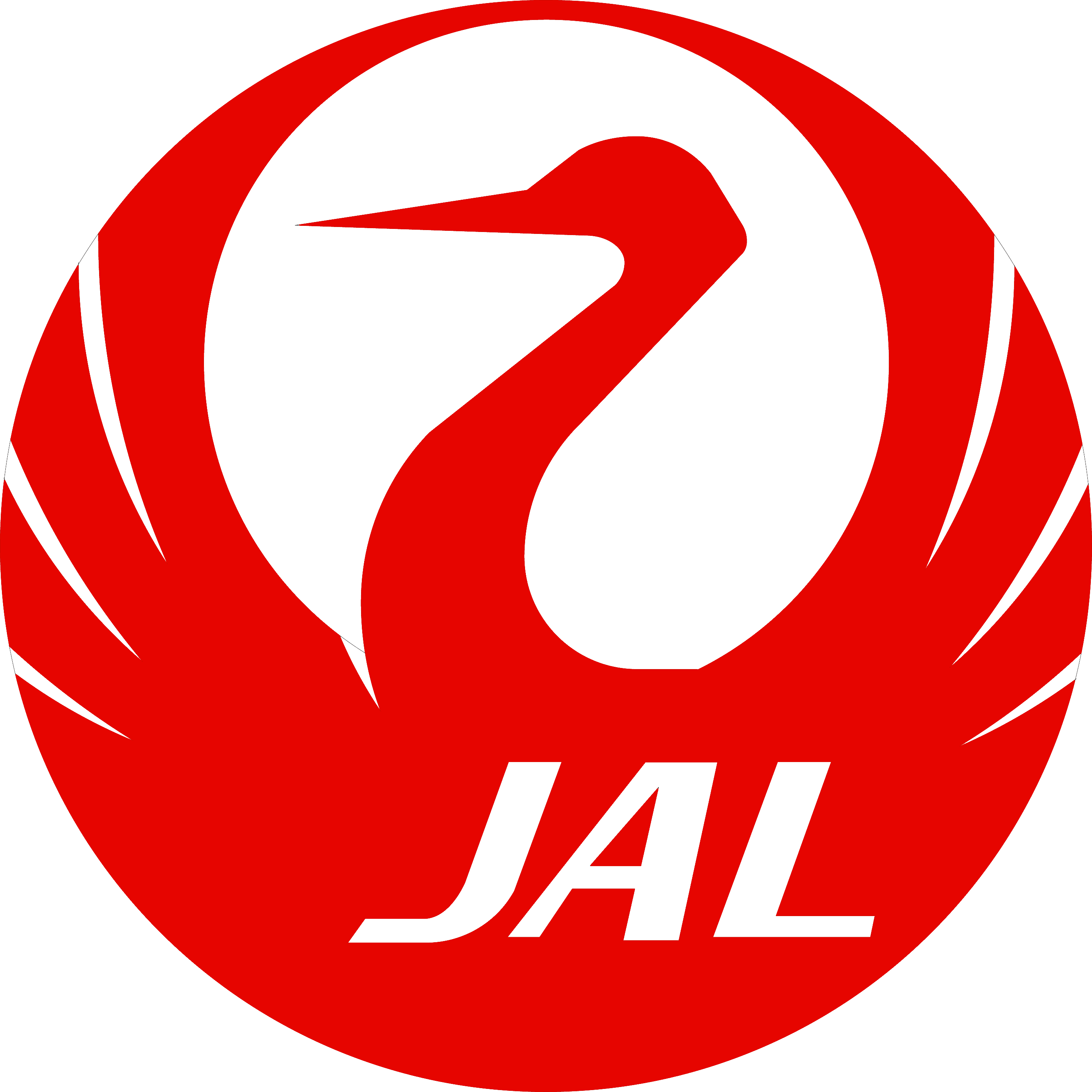 JALのロゴ