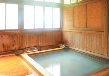 高湯温泉の玉子湯