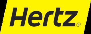 Hertzのロゴ