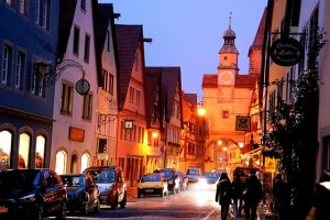 ドイツ旧市街