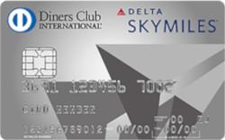 デルタ スカイマイル ダイナースクラブカード