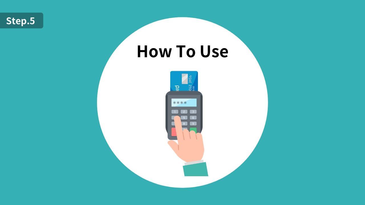 海外旅行でのクレジットカードの使い方