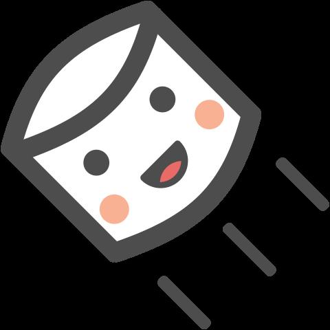 マシュマロアイコン